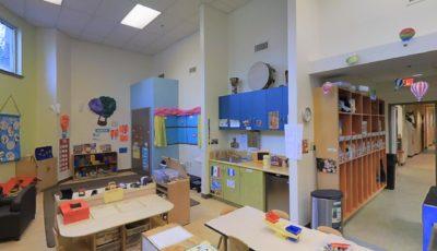 Non-Profit School 3D Model
